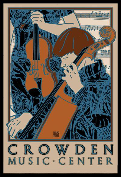 David Lance Goines poster
