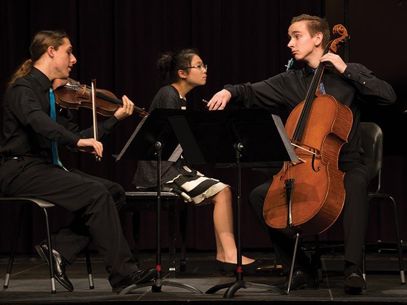 Youth chamber ensemble